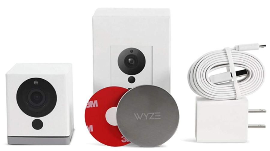 와이즈 캠 1080P HD 무선 스마트 홈 카메라