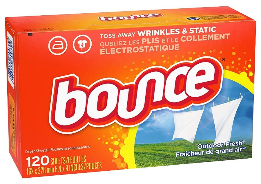 바운스 Bounce 드라이시트 섬유유연제