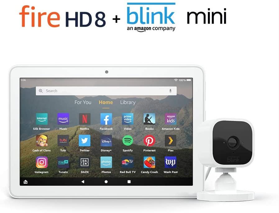 파어이 HD 8 + Blink 미니 카메라 번들
