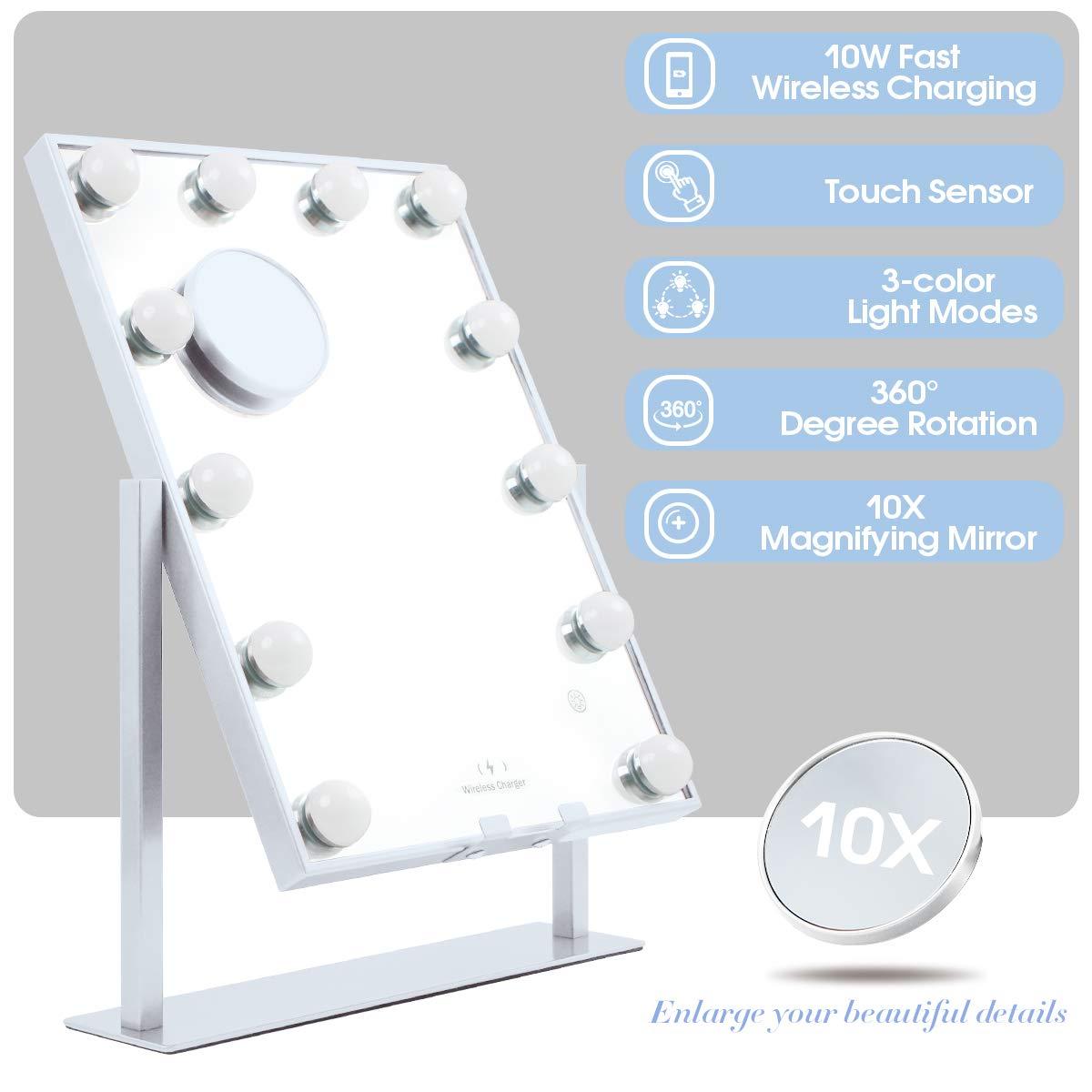 메이크업 LED 조명거울