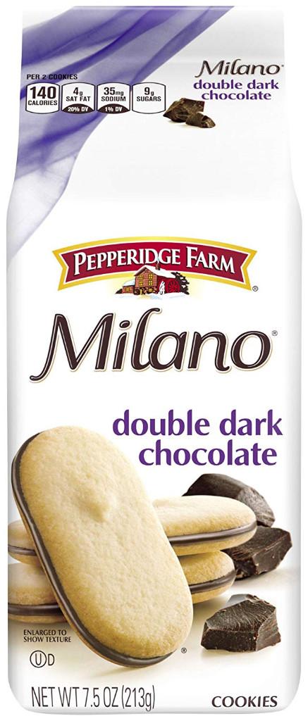 페퍼리지팜 밀라노 초콜릿 쿠키