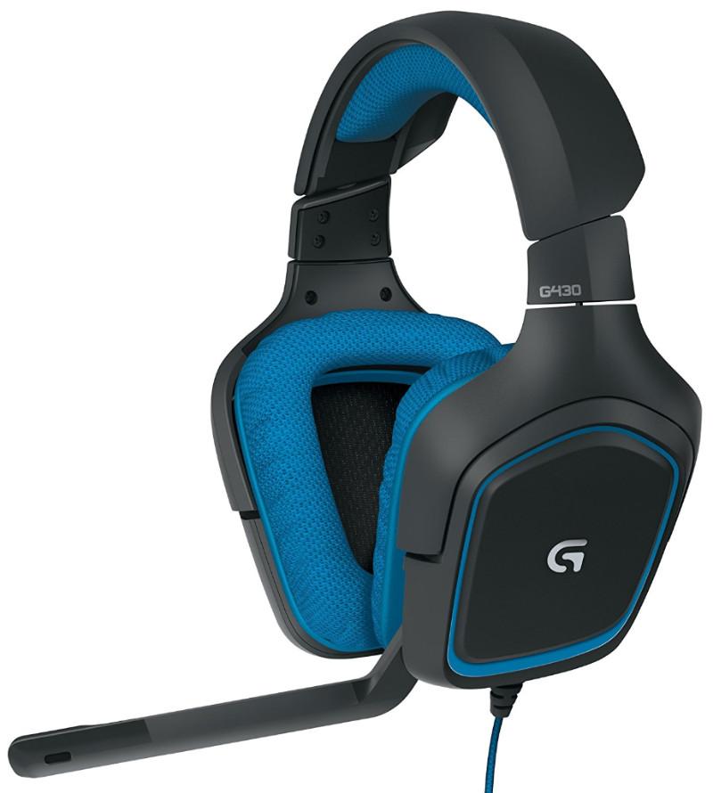 로지텍 G430 7.1 서라운드 사운드 게임용 헤드셋