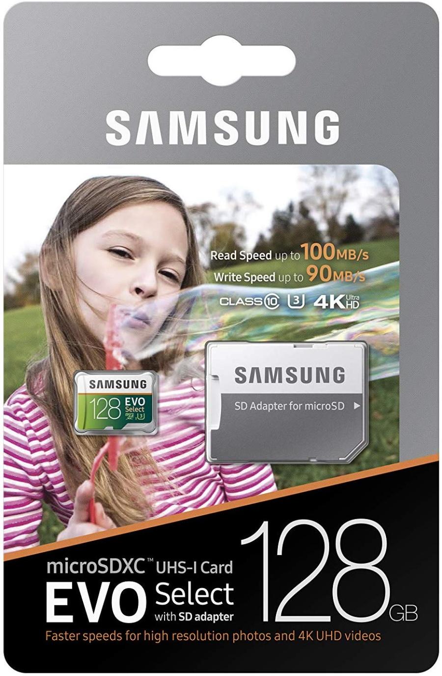 삼성 에보 셀렉트 128GB