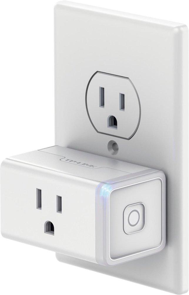 TP-Link Kasa Smart Plug Mini 스마트 플러그, HS105