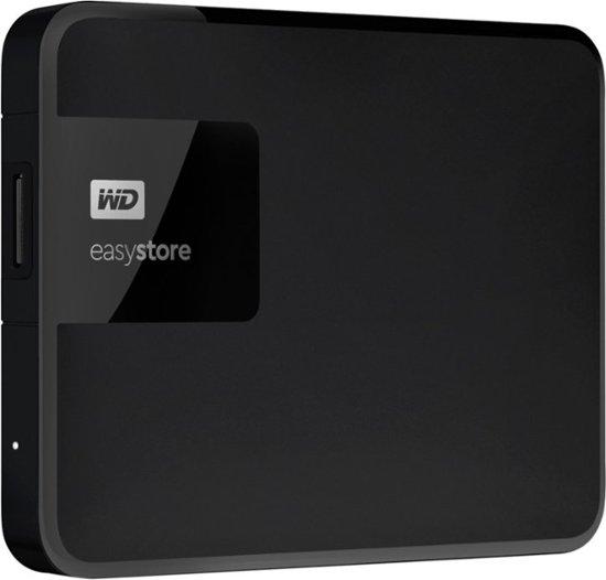 WD 이지스토어 5TB 휴대용 하드