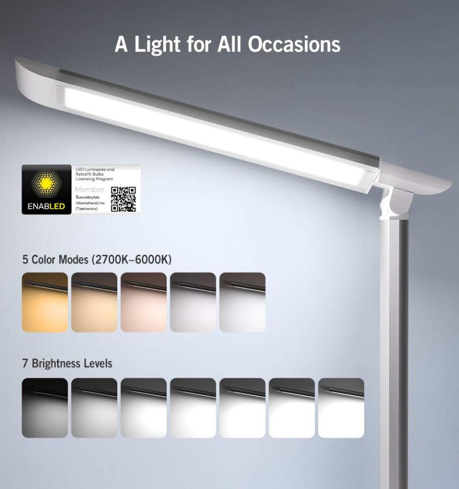 리뷰 좋은 타오트로닉스 (TaoTronics) LED 스탠드