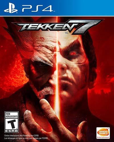 PS4 철권 (Tekken) 7