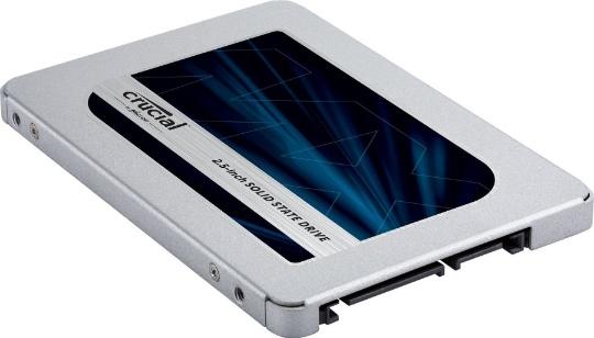 크루셜 (Crucial) MX500 2TB SSD