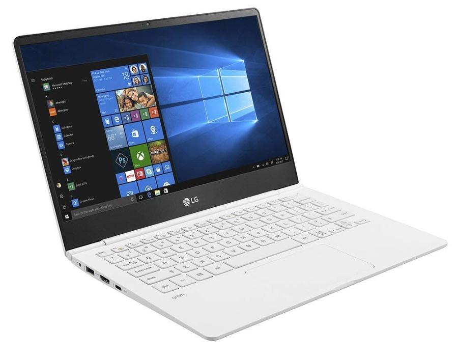 LG 그램 13.3인치, 얇고 가벼운 노트북