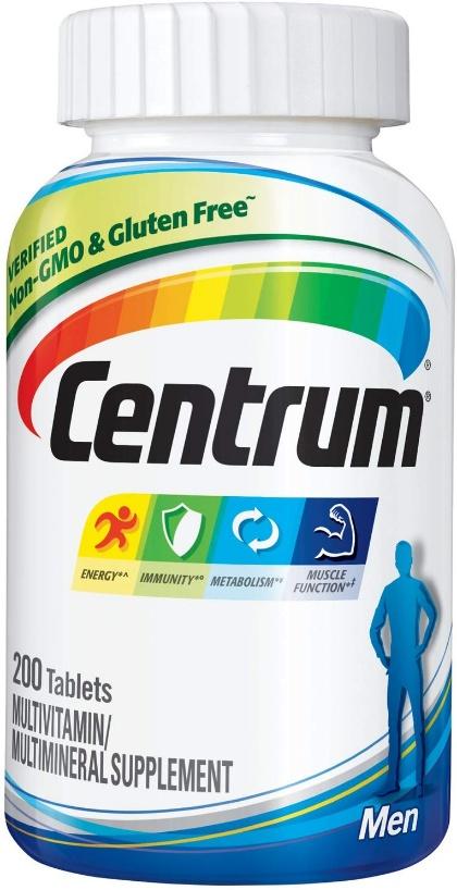센트룸 남성 멀티비타민