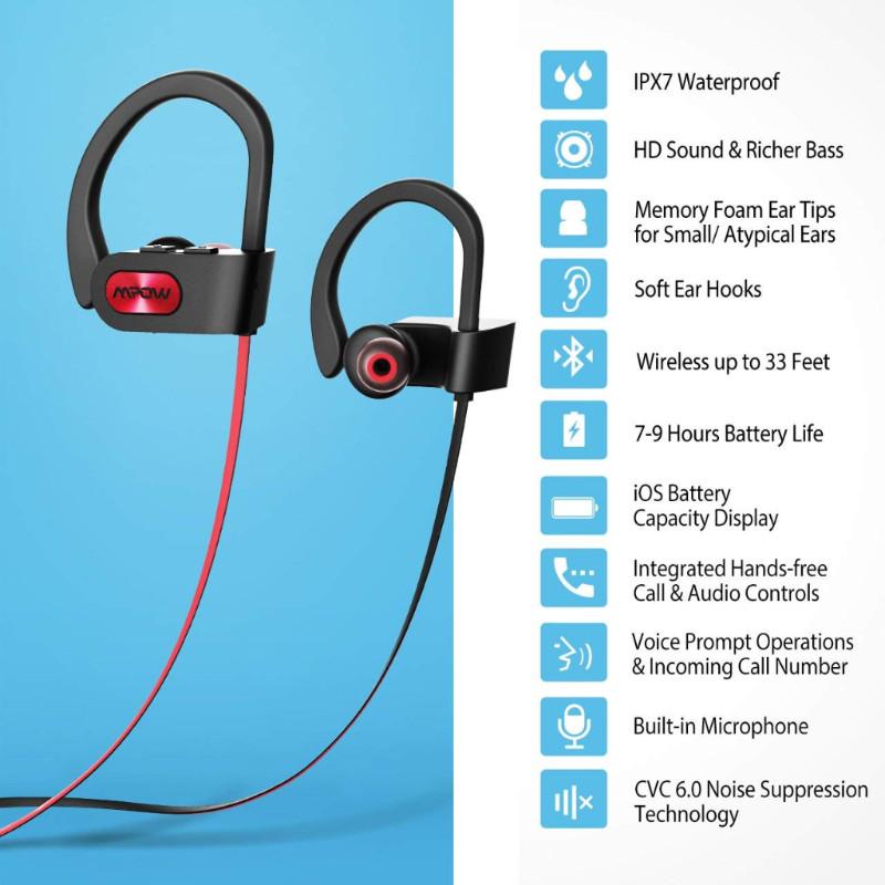 Mpow Flame 블루투스 이어폰/ 헤드셋
