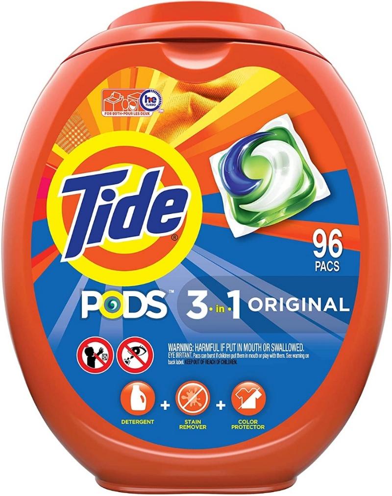 타이드 (Tide) 포드 캡슐형세제