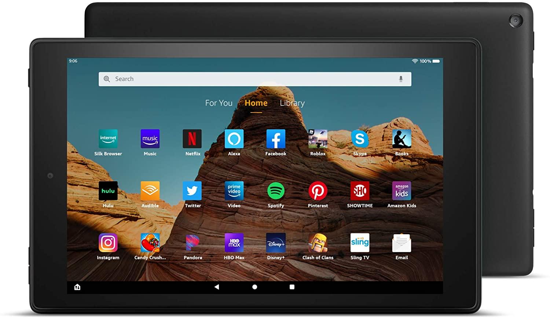 아마존 파이어 HD 10 태블릿
