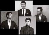 이현우/ 김정민 / JK 김동욱 / 조성모 미국 뉴저지 애틀랜틱 시티 공연