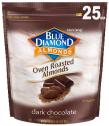 블루다이아몬드 아몬드 다크 초콜릿 25oz (709g)