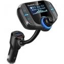 (아마존 중복할인) 차량용 블루투스 FM 트랜스미터, Sumind
