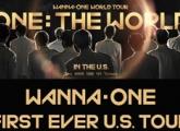 워너원 Wanna One 월드투어 미국 콘서트