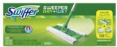 스위퍼 (Swiffer) 바닥 청소 걸레 스타터 키트