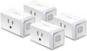 TP-Link Kasa Smart Plug Lite 스마트 플러그 (4개 팩)