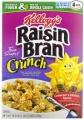 켈로그 레이즌 브랜 Crunch 씨리얼 18.2oz 박스 (4개 팩)