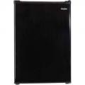 Haier 2.7 Cu. Ft. 컴팩트 냉장고, 검정색