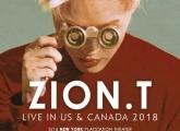 자이언티 Zion.T 북미 미국, 캐나다 콘서트 투어
