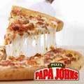 파파존스 엑스트라 라지 XL 2 토핑 피자