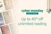 아마존 킨들 언리미티드 (Kindle Unlimited) 멤버십 33% - 40% 할인