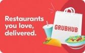 그럽허브 (Grubhub) $50 기프트카드 (이메일 배송)