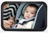 자동차 뒷자석 아기 안전거울/ 보조거울