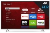 TCL 55S405 55인치 4K UHD Roku 스마트 LED TV