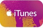 $100 애플 아이튠즈 (iTunes) 코드 (이메일 배송)