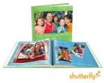 """셔터플라이 (Shutterfly)에서 8""""x8"""" 포토북 공짜"""