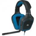 로지텍 (Logitech) G430 7.1 서라운드 사운드 게임용 헤드셋