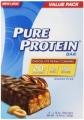 Pure Protein Chocolate Peanut Caramel 50g 프로틴바 6개 팩