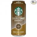 스타벅스 더블샷 에너지 커피 (모카 향) 15oz 캔, 12개 (프라임딜)