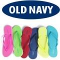 Old Navy 쪼리/플립플랍 온라인과 매장에서 $1 (6월 24일 하루)