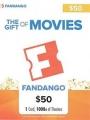 팬댕고 (Fandango) $50 기프트카드