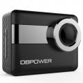 DBPOWER N6 4K Wifi 20MP 2.31인치 스크린 액션캠 /w 악세서리 키트
