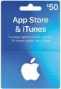 (종료) 애플 아이튠즈 (iTunes) $50 기프트 카드