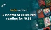 아마존 킨들 언리미티드 (Kindle Unlimited) 3달 멤버쉽 (신규)