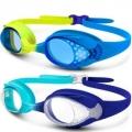 어린이 수경 / 물안경, OutdoorMaster (2개 팩)