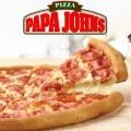 파파존스 라지 페퍼로니 피자 + 공짜 라지 1 토핑 피자 $7