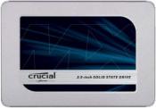 크루셜 (Crucial) MX500 2TB SSD 하드
