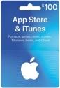 애플 아이튠즈 (iTunes) $100 기프트카드 (아마존 라이트닝 딜)