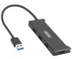 UNITEK 4포트 3.0 USB 슬림 허브