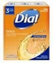 다이알 (Dial) 항균 비누 (3개 팩)