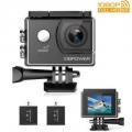 DBPOWER EX5000 14MP 1080P wifi 2인치 스크린 액션캠 /w 16 악세...