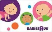 베이비스 알 어스 (Babies R Us) $100 기프트 카드 $85 (이메일 ...