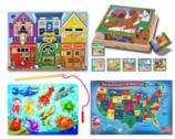 그림, 조각 퍼즐 /게임, 30%까지 세일